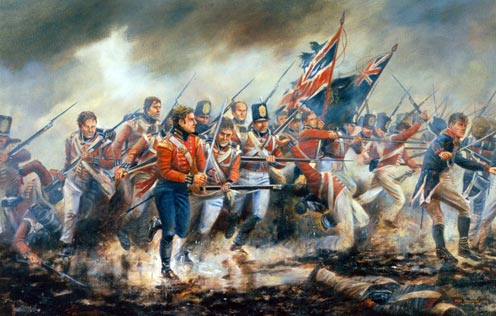 7th Royal Fusiliers Regiment of Foot